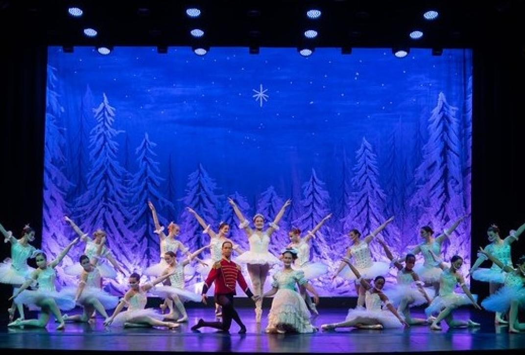 Georgia College Theatre & Dance production of The Nutcracker