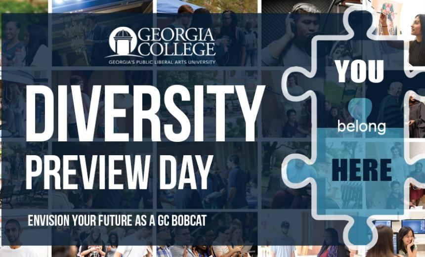diversity preview day banner