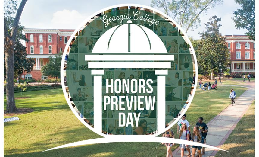 honors preview day logo