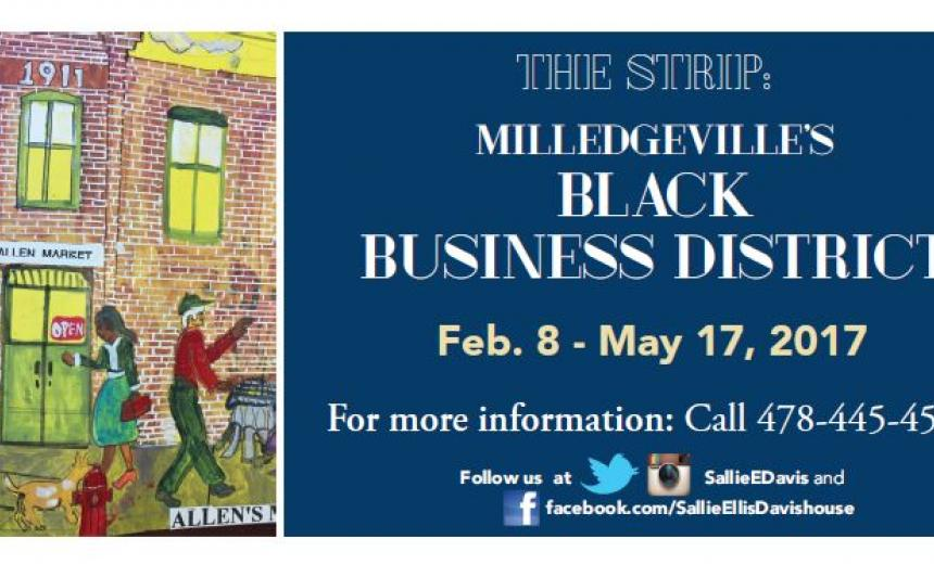 the_strip_milledgevilles_black_business_district_graphic