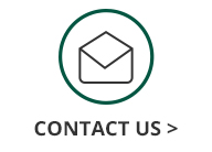 This is an image of a green circle with an email icon inside and black text underneath the circle and email icon that says Contact Us.The Contact Us text has a black arrow next to it that links out to the Georgia College Contact Us information page.