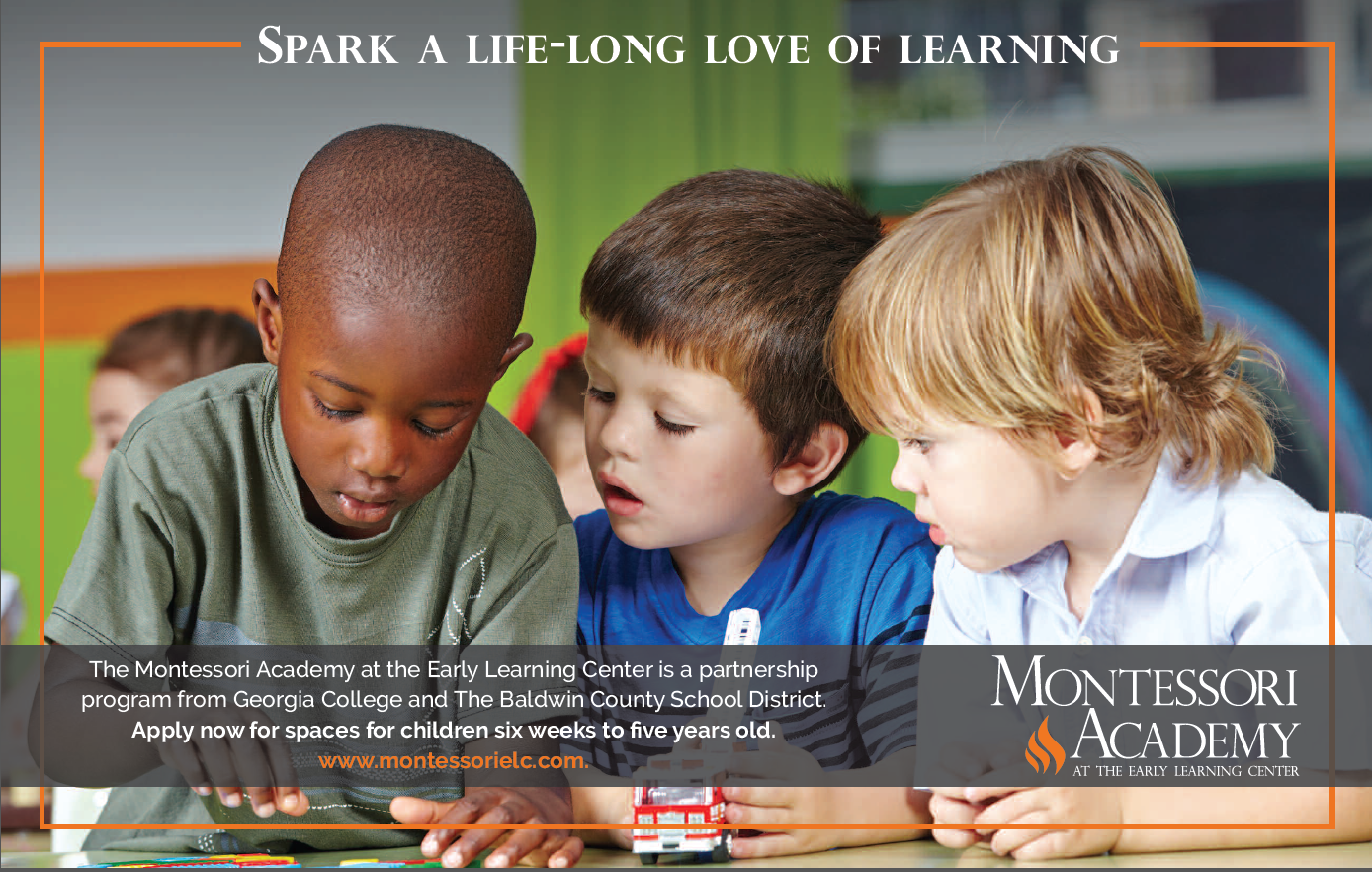 Montessori Academy at the Early Learning Center