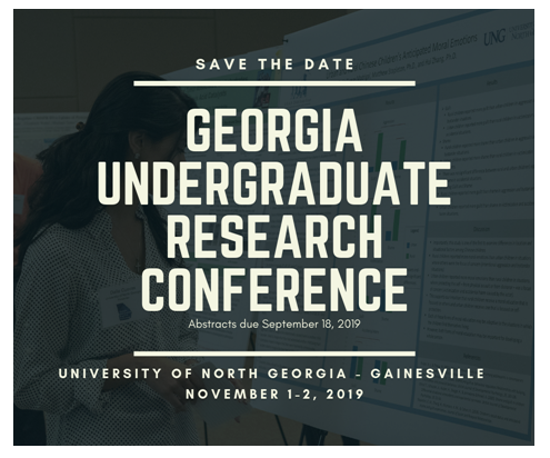 GURC Conference Save the Date Nov. 1-2, 2019