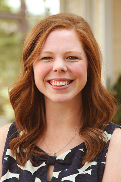 Headshot of admission counselor Ellie McAlpin