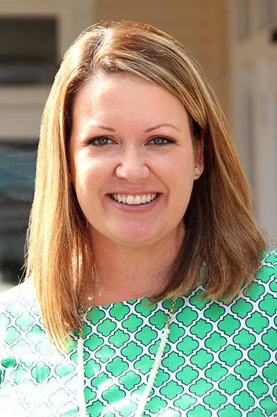 Headshot of admission counselor Keeli Ewing