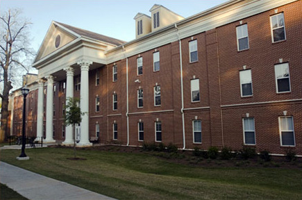 picture of wells hall