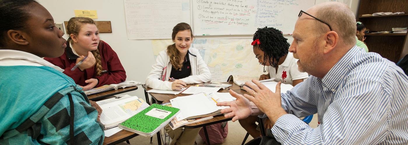 Department of Teacher Education | Georgia College