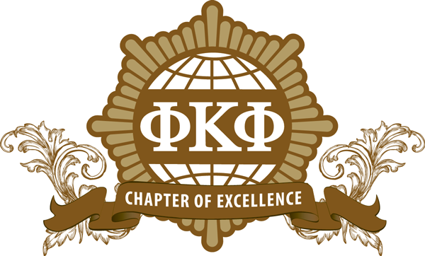 Phi Kappa Phi - Chapter of Excellence