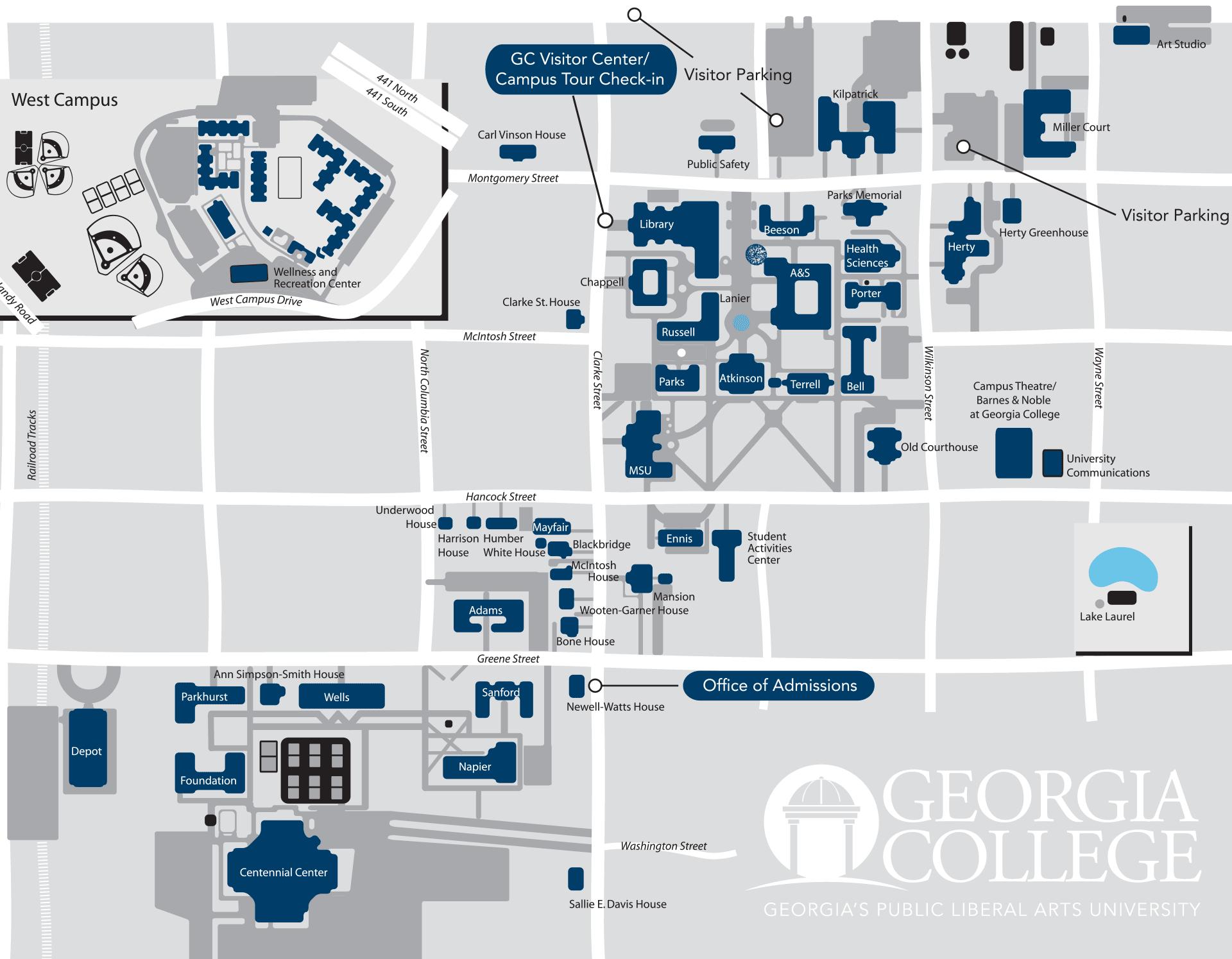 Georgia College   Georgia's Designated Public Liberal Arts University