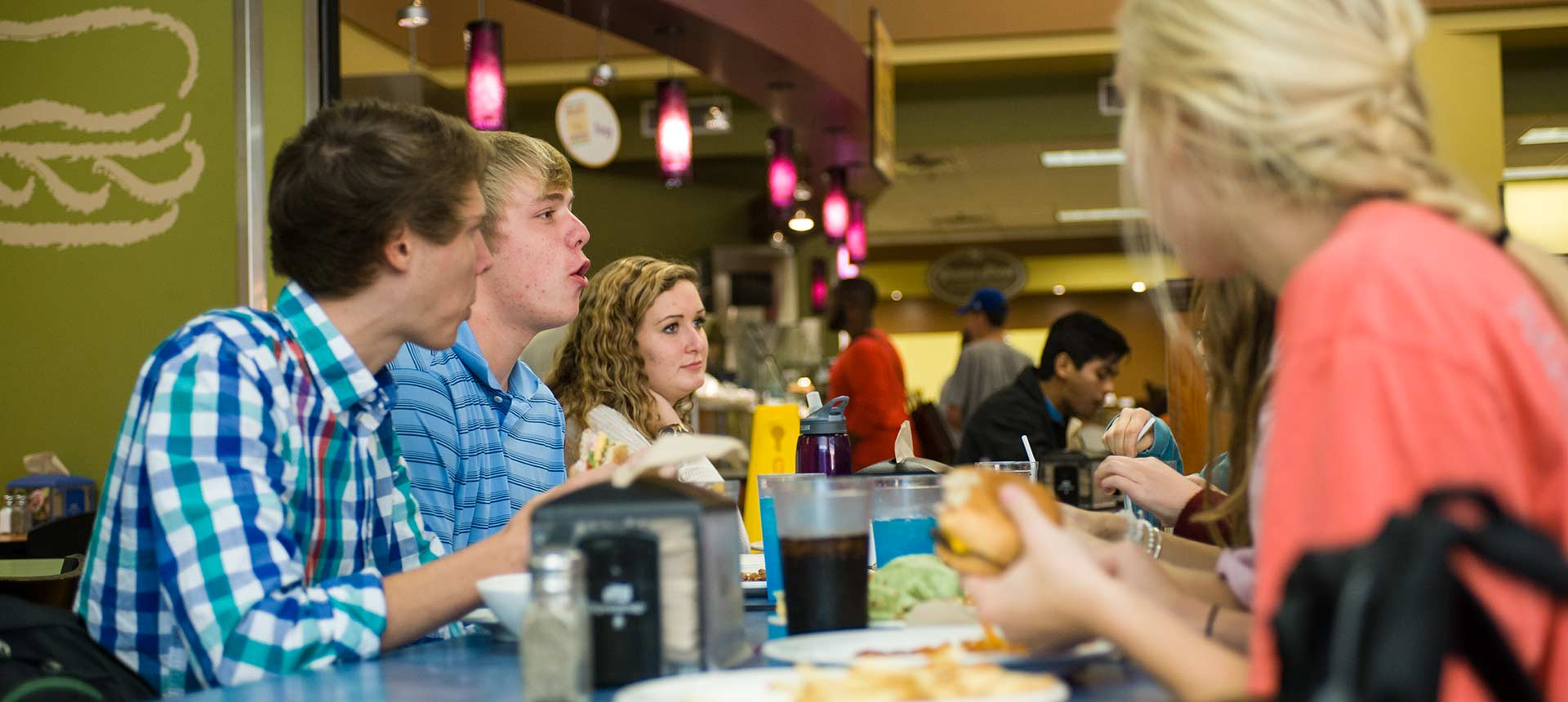 Georgia College Cafeteria